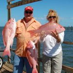 Red Snapper at the dock
